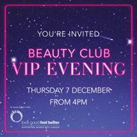 VIP Evening EVENT