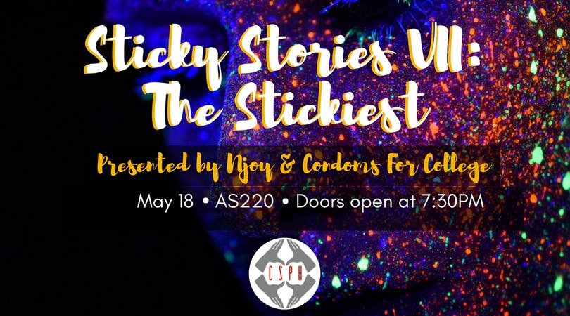 Sticky Stories VII The Stickiest