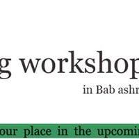 Drawing workshop in Bab ashra