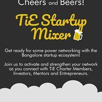 TiE Startup Mixer
