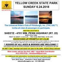 Yellow Creek State Park Ride