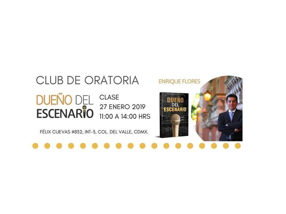 CLUB DE ORATORIA