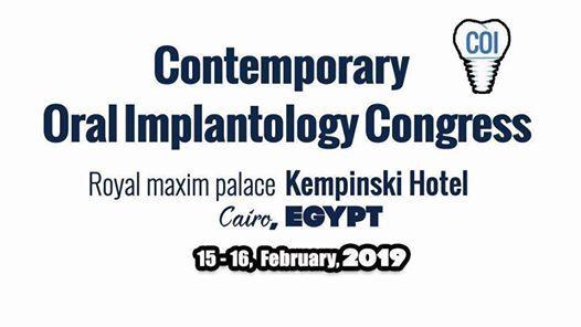 Contemporary Oral Implantology Congress