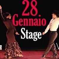 Flamenco con Juanjo a Viterbo