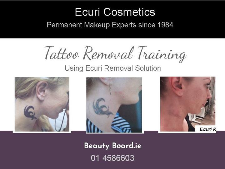 Tattoo Removal Workshop