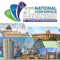 27th National Conference of Otorlaryngology