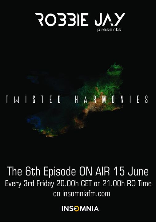 Twisted Harmonies with Robbie Jay