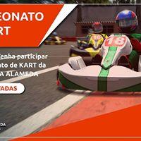 Campeonato de Kart da Autoescola Alameda
