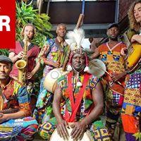 The Senegambian Jazz Band Live at 3RRR