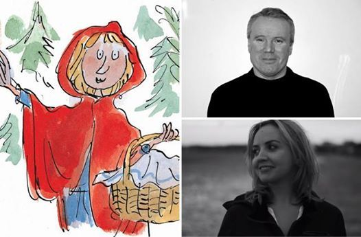 Roald Dahls Little Red Riding Hood with Conor Linehan & Kathy