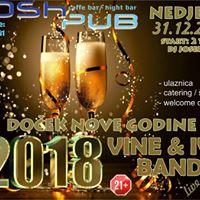 Doek Nove godine u Posh Pub-u