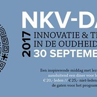 NKV-Dag Innovatie en Traditie in de Oudheid