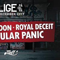 Lige P og R - December