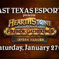 East Texas Esports Rose City Fireside Gathering