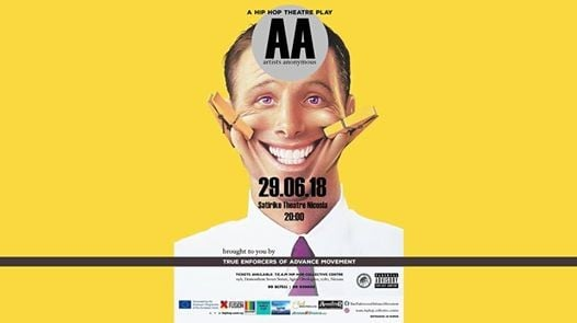 AA Artists Anonymous - A Hip Hop theatre play