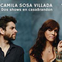 Camila Sosa Villada. Dos shows en casaBrandon. Octubre 2017