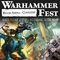 Games Workshop Recruitment at Warhammer Fest