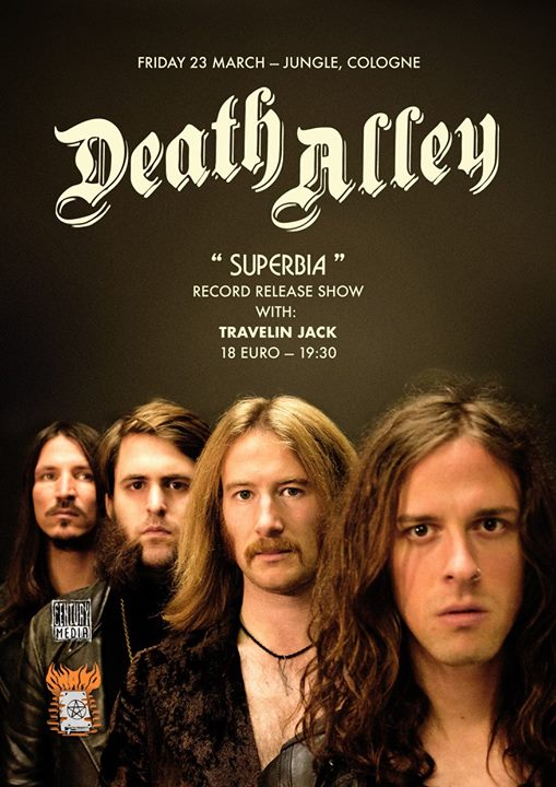Alley Record Köln Release Death At ShowTravelin Jack H9EDI2
