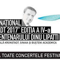 Festivalul Internaional &quotMusica Kronstadt 2017&quot Ediia a IV-a