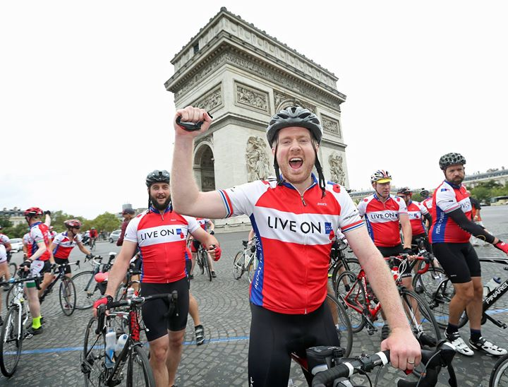 Pedal to Paris 2018