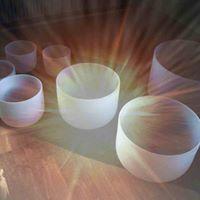 Crystal Singing Bowls Guided Meditation through the Chakras