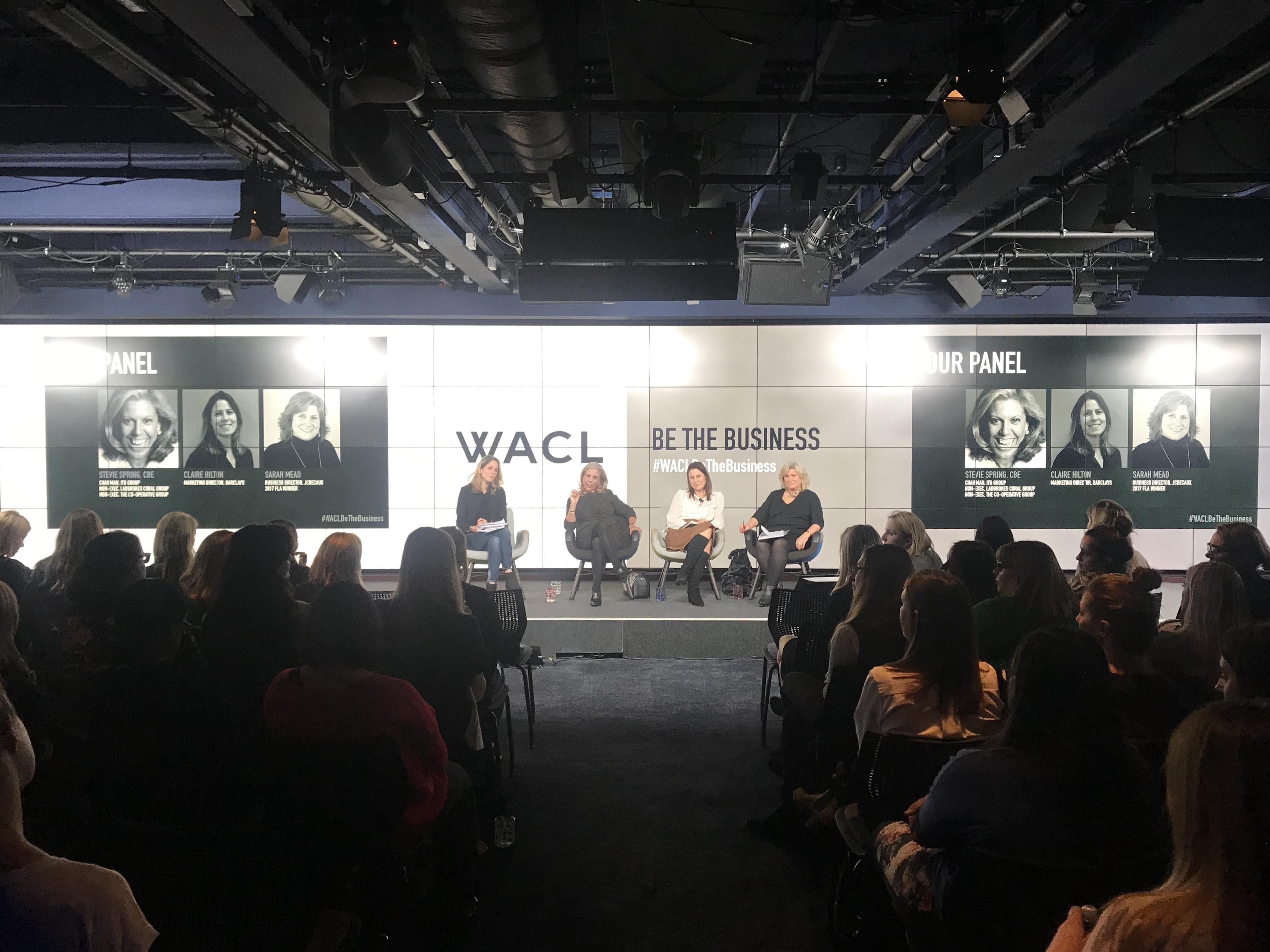 WACL Gathering Getting Comfortable with Being Uncomfortable