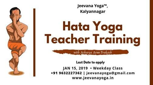 Hata Toga Teacher Training