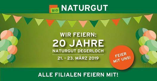20 Jahre Naturgut Degerloch