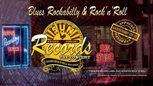 Sun Records The Concert in Andover