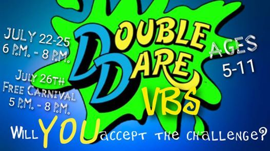 DOUBLE DARE VBS at Life Church, Mineral Point