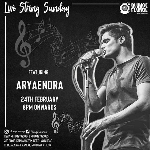 Live Music Sundays [Plunge]