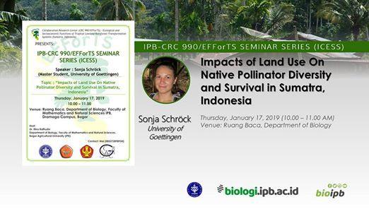 Guest Lecture Sonja Schrck