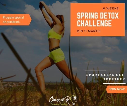 Spring Detox - 6 Week Challenge