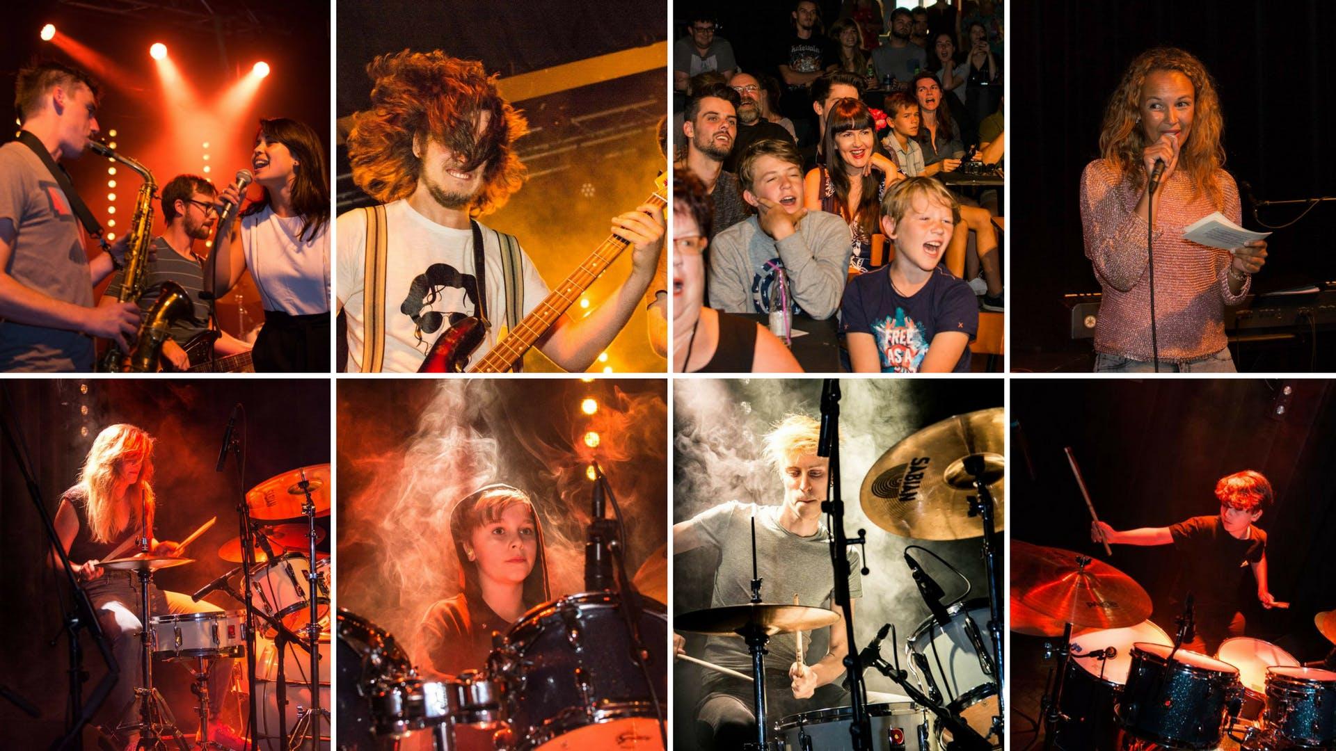 Drummers Live 2018