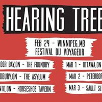 Hearing Trees with HK &amp guests at The Asylum