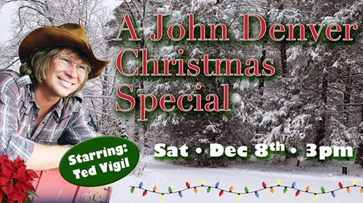 a john denver christmas special at the newton theatre