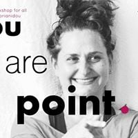 You are the Point