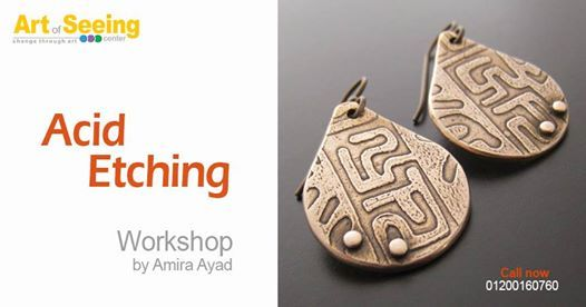 Acid Etching workshop