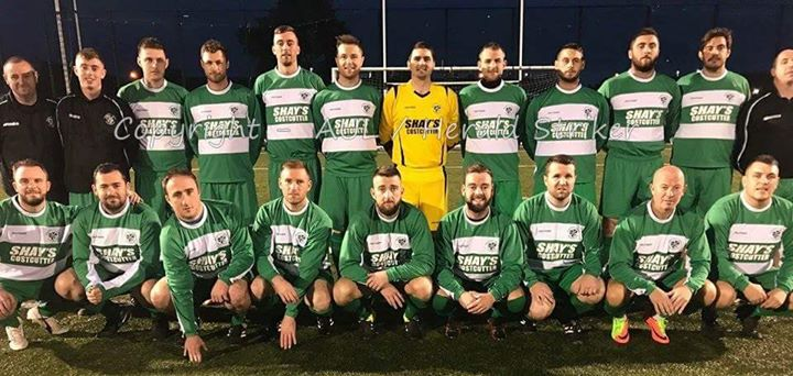 Griffith Rovers Vs Whitehall Celtic