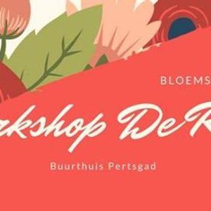 Paasworkshop De Roos
