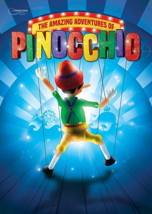 The Amazing Adventures of Pinocchio