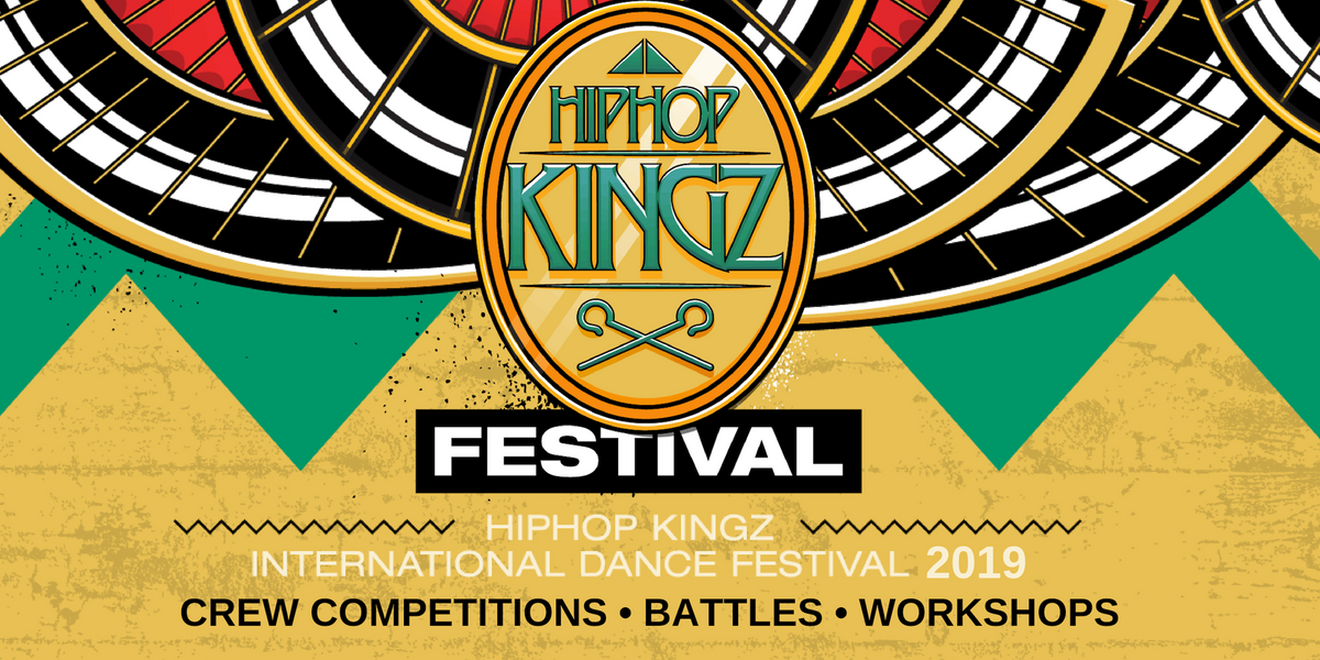 Hiphop Kingz Festival 2019  The Netherlands