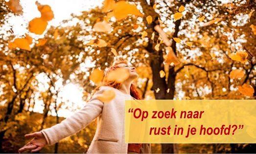 5-Weekse Mindful WALK cursus Roosendaal