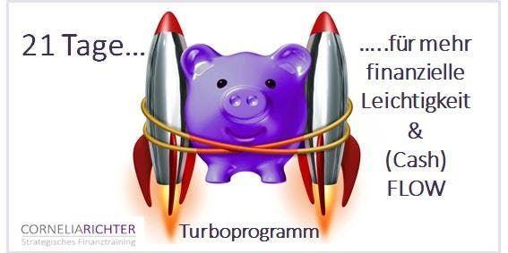 21 Tage (Cash) FLOW Turboprogramm Oktober 2019