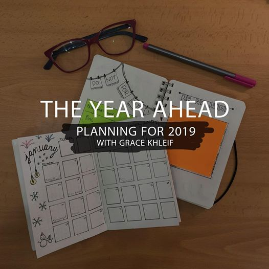 The Year Ahead - Planning for 2019