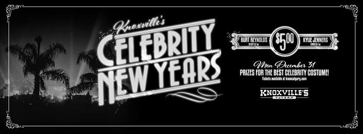 Knoxvilles Celebrity New Years