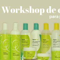 Workshop de cachos para profissionais - DevaCurl
