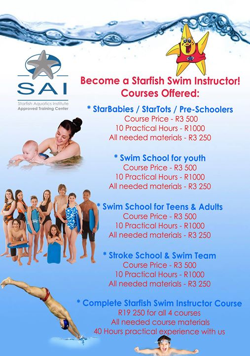 Swim Instructor Lifeguard Certification Courses At Amanzi Scuba