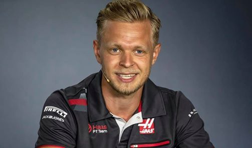 Talk Show - Kevin Magnussen & Haas Team Manager Guenther Steiner