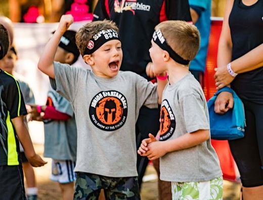 Spartan Race Kids Auckland